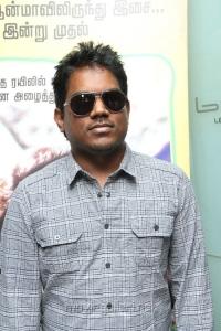 Yuvan Shankar Raja at Thanga Meengal Movie Audio Launch Stills