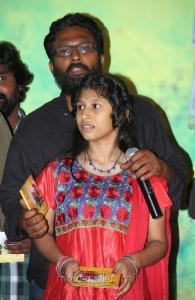 Katrathu Tamil Ram, Baby Sadhana at Thanga Meengal Movie Audio Launch Stills