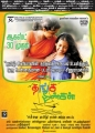 Shelly Kishore, Sadhana in Thanga Meengal Movie Release Posters
