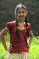Baby Sadhana at Thanga Meenkal Movie Press Show Stills