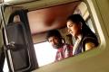 Vetri, Aditi Krishna in Thangaratham Movie Stills