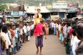 Aditi Krishna, Vetri in Thangaratham Movie Stills