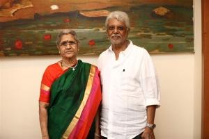 Varalakshmi Mohan Thani Manithan Book Launch Stills