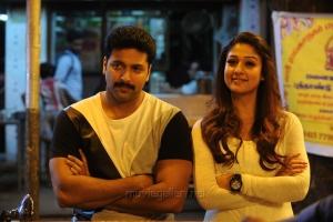 Jayam Ravi, Nayanthara in Thani Oruvan Movie New Photos