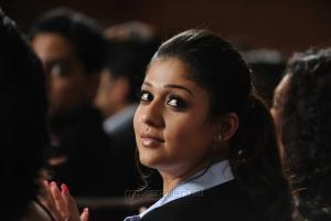 Actress Nayanthara in Thani Oruvan Movie New Photos