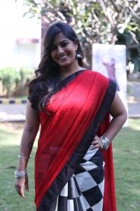 Actress Varalaxmi Sarathkumar @ Tharai Thappattai Movie Team Interview Stills