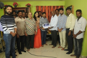 The Broker Tamil Movie Pooja Stills