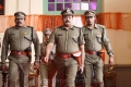 The King and Commissioner Suresh Gopi Stills
