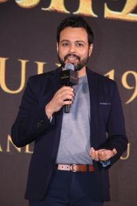 Bikram Duggal @ The Lion King Tamil Press Meet Stills