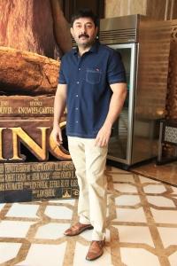 Arvind Swami @ The Lion King Tamil Press Meet Stills