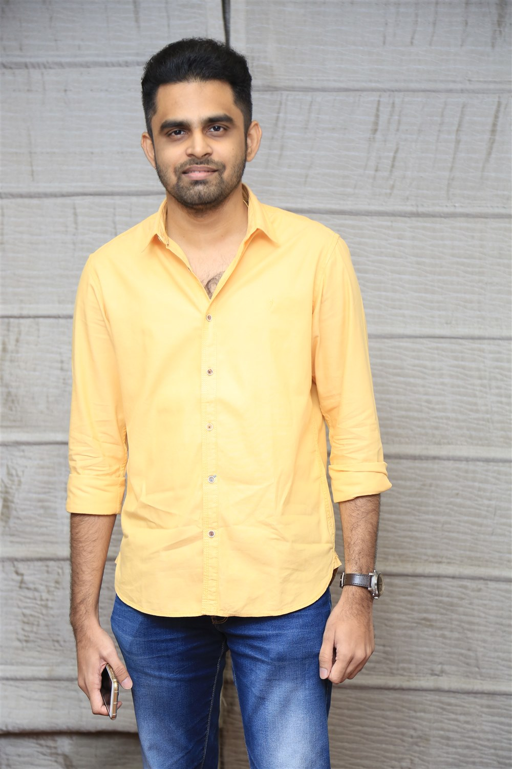 Director Balaji Mohan @ The Luxury Affair Wedding Expo Launch Photos