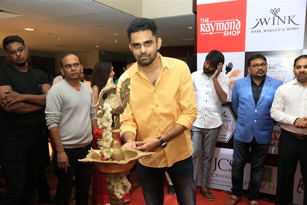 Director Balaji Mohan @ The Luxury Affair Wedding Expo Launch Photos