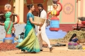 Amy Jackson, Sudeep @ The Villain Kannada Movie HD Images