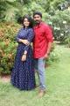 Meghna, Sanjay @ Thedu Audio Launch Stills