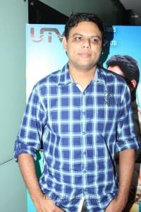 Music Director C.Sathya at Theeya Velai Seiyyanum Kumaru Audio Launch Photos