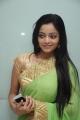 Actress Janani Iyer @ Thegidi Movie Audio Launch Stills