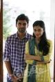 Ashok Selvan, Janani Iyer in Thegidi Movie Photos