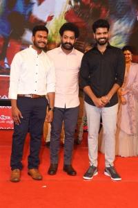 Jr NTR, Sri Simha @ Thellavarithe Guruvaram Movie Pre Release Event Photos