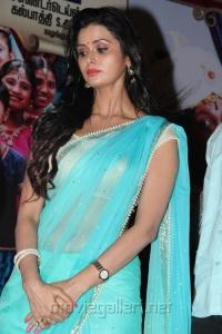 Actress Meenakshi Dixit @ Thenali Raman Movie Audio Launch Stills