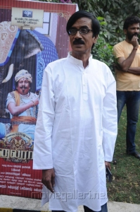 Manobala @ Tenali Raman Movie Audio Launch Stills