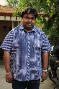 D.Imman @ Thenaliraman Movie Audio Launch Stills