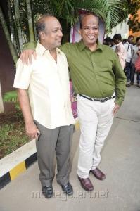 Bala Singh, Krishnamoorthy @ Tenali Raman Movie Audio Launch Stills