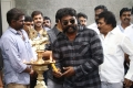 Raja Simman @ Thenampettai Mahesh Movie Pooja Stills