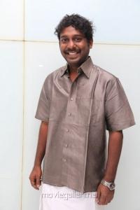 Actor Vijay Vasanth at Theriyama Unnai Kadhalichitten Audio Launch Stills