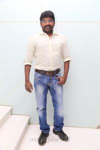 Krishna Kulasekaran at Theriyama Unnai Kadhalichitten Audio Launch Stills