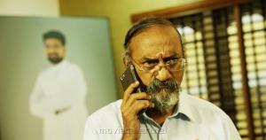 RS Shivaji in Theriyum Aana Theriyathu Movie Stills
