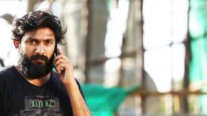 Actor Sanjai in Theriyum Aana Theriyathu Movie Stills