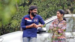 Sanjai, Diya Nair in Theriyum Aana Theriyathu Movie Stills