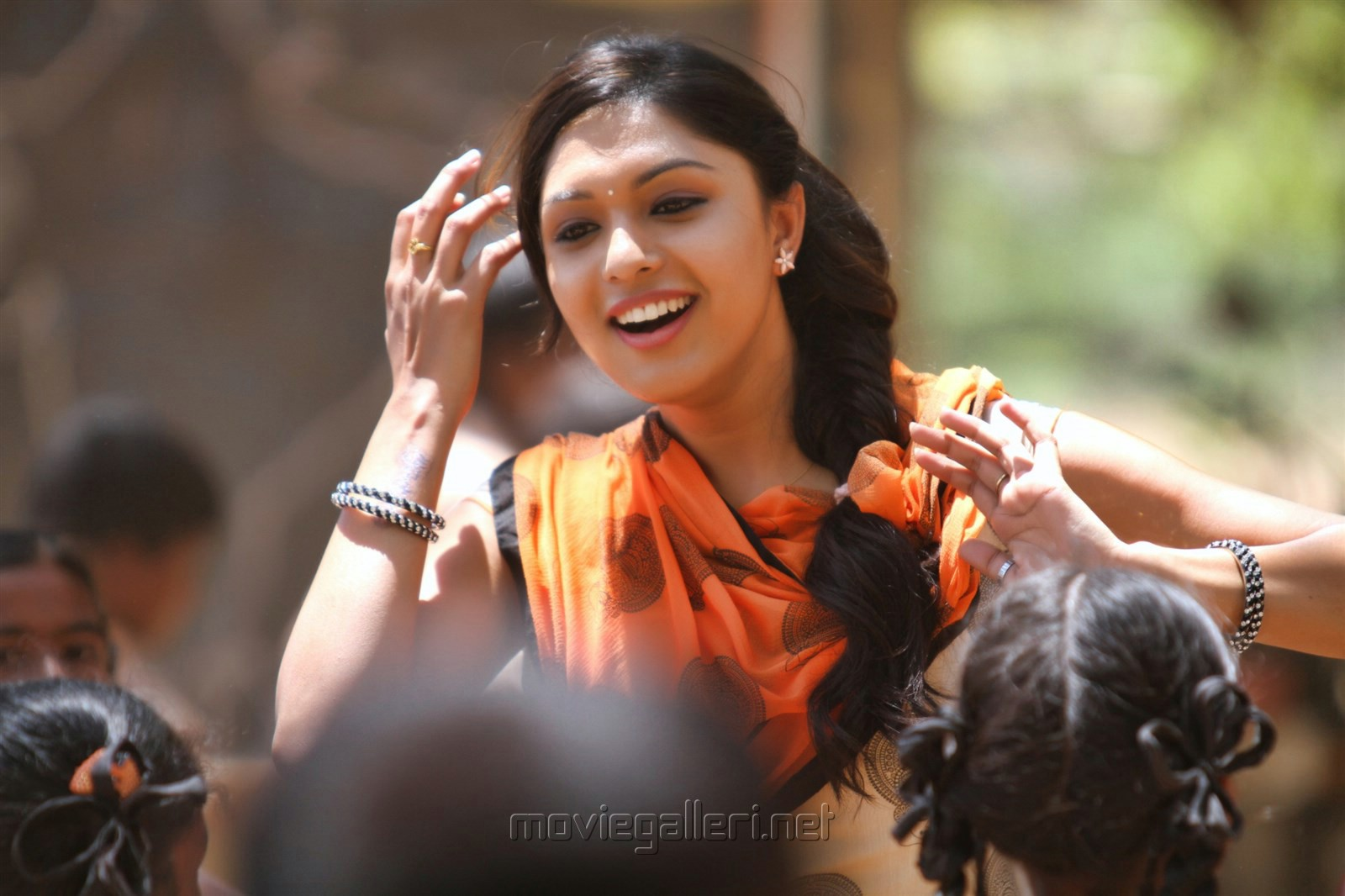 Actress Akshatha in Theru Naaigal Tamil Movie Stills