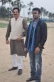 Devan, Riyaz Khan @ Thigar Movie Shooting Spot Stills