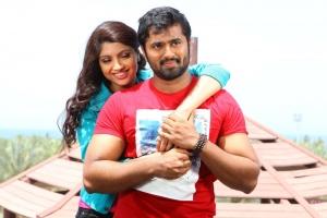 Unni Mukundan, Akanksha Puri in Thigar Tamil Movie Photos