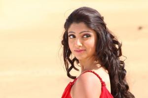 Actress Akanksha Puri in Thigar Tamil Movie Photos