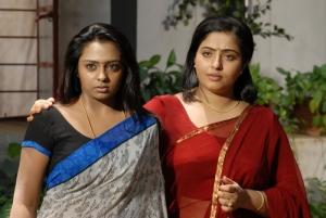 Saranya, Mumtaz @ Thik Thik Movie Stills