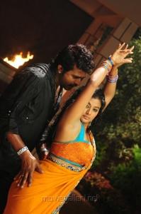 Hot Priyamani, Krishna in Thikka Movie Hot Stills