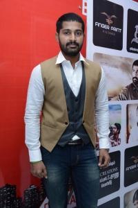 Actor Dhruva @ Thilagar Movie Audio Launch Photos