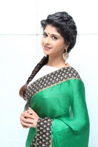 Mrudhula Basker @ Thilagar Movie Audio Launch Photos