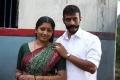 Kishore, Anumol in Thilagar Tamil Movie Stills