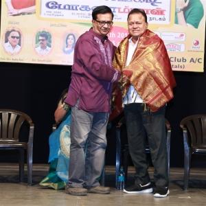 Radha Ravi @ Thillalangadi Mohanambal 100th Show Event Stills