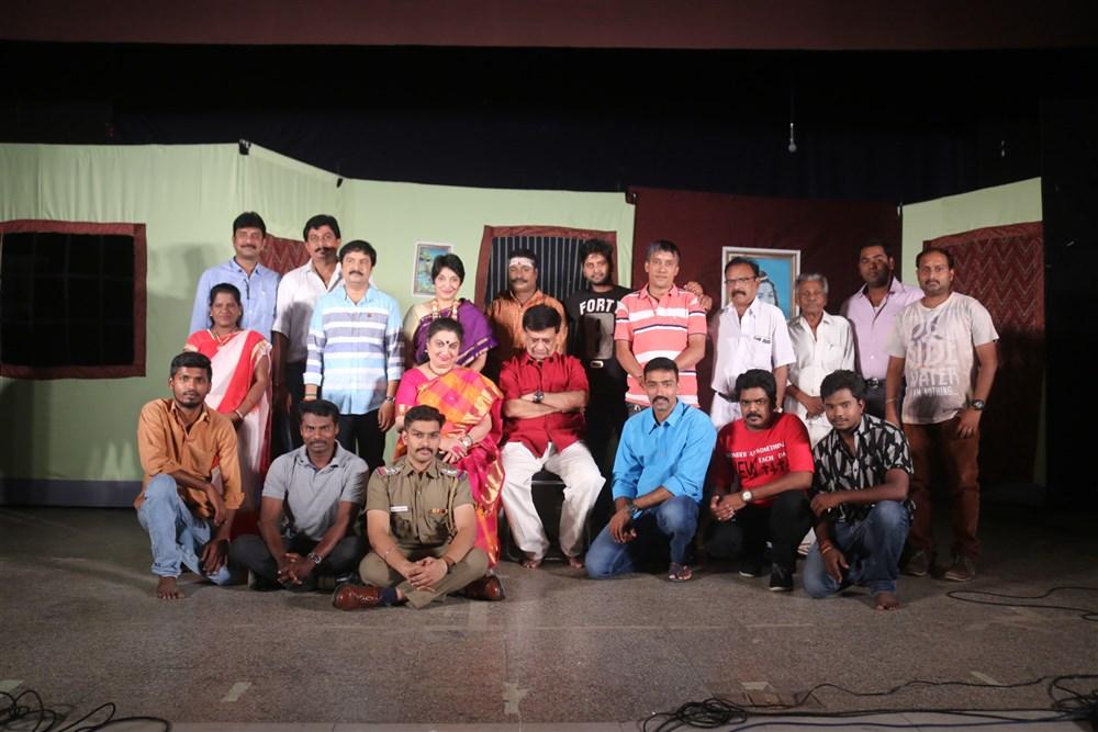 Thillalangadi Mohanambal Stage Show Premiere Stills