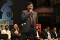 TR Pachamuthu @ Thillu Mullu 2 Audio Release in Geneva Photos