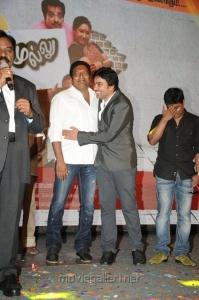 Prakash Raj, Shiva at Thillu Mullu 2 Movie Launch Stills