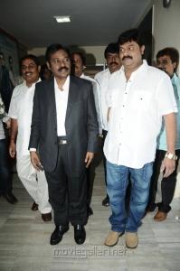 Dr.Parivendhar, S.Madhan at Thillu Mullu 2 Movie Launch Stills