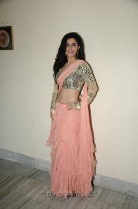 Actress Isha Talwar at Thillu Mullu 2 Movie Launch Stills
