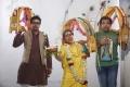 Shiva, Kovai Sarala, Sathyan in Thillu Mullu 2 Movie Photos