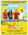 Prakash Raj, Isha Talwar, Shiva, Santhanam in Thillu Mullu 2 Movie Release Posters