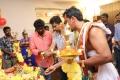 Ganeshaa, Vijay Antony @ Thimiru Pudichavan Movie Pooja Stills